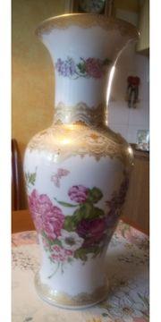 Vase v Kaiser Porzellan Schloßgarten