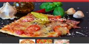 Homepage Webseite Pizzeria Restaurant ab