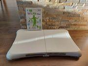 Wii Fit Board mit Spiel