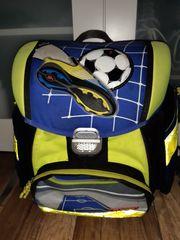 Step by Step Schulranzen Fußball