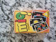 mio pocket Kartenspiel
