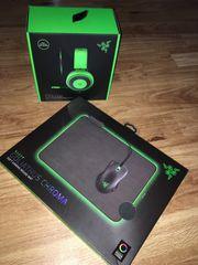 Razer Gaming Headset Mouse pad