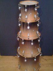 AYOTTE Custom Drumset Woodhoop