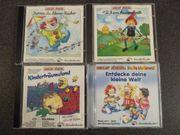 Detlev Jöcker - 4 CD s