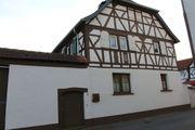 Fachwerk-Bauernhaus mit Nebengebäude Haus freistehend