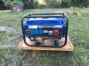 2700 Watt Stromaggregat mit Handstarter
