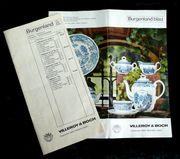 Alte Broschüre aus den 70er