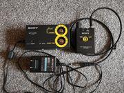 Sony DWZ-B30GB Funksystem für Gitarre