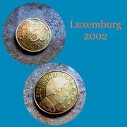 2002 50 Cent - Letzebuerg Luxemburg -
