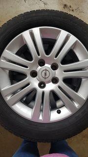 Alufelgen für Opel Astra