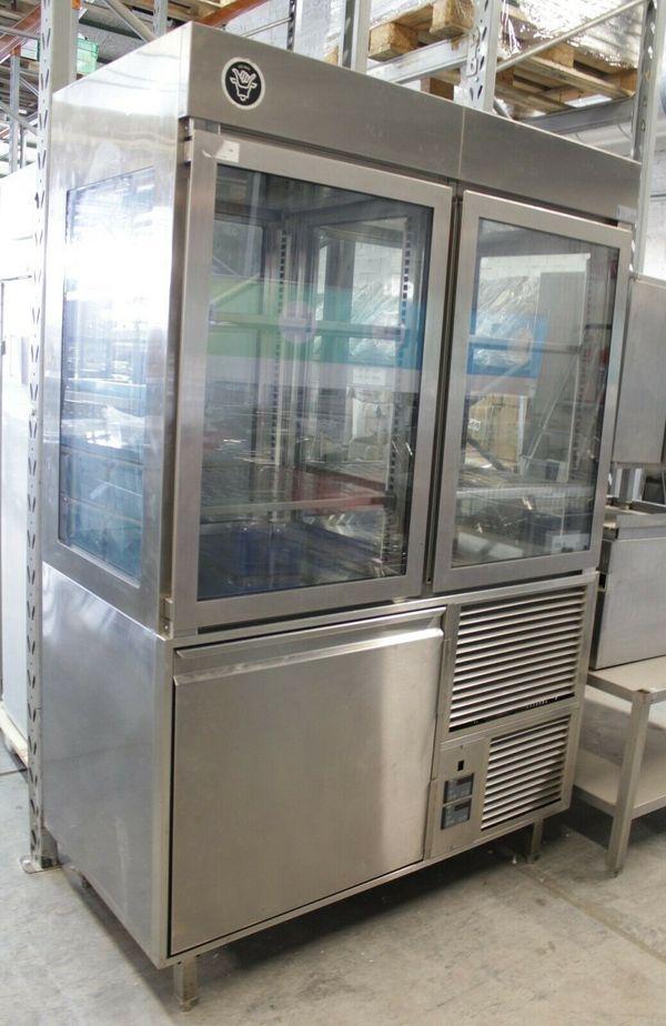 Fleisch Kühlschrank Auslagen