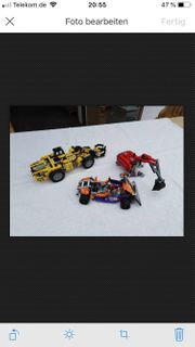 Lego Technik Action quad