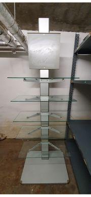 Produktständer VerkaufsständerProduktregal Displayständer Ausstellungsregal Metall