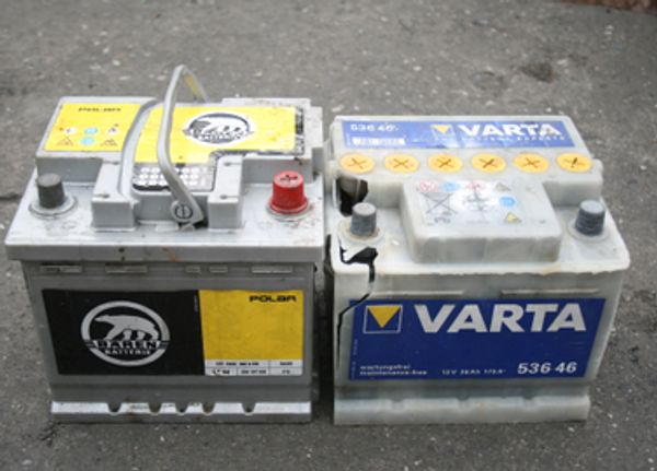 Ankauf Autobatterien Bleibatterien