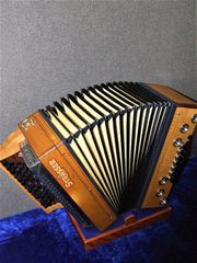 Steirische Harmonika Strasser Hoamat G