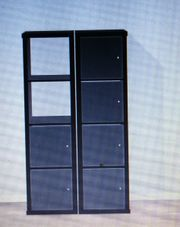 Ikea Kallax 4x1 2x