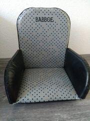 KindersitzBabboe Lastenfahrrad