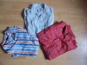 3 Herren Marken Langarm Hemden