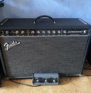 Fender Super Sonic 60 Tausch