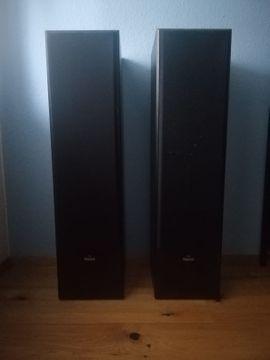 Magnat 3-Wege-Bassreflex Boxen