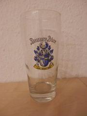 2 Biergläser Brauerei Denner Bruchsal