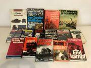 Kriegs Bücher ältere Literatur alles