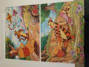 WinniePuuh 2x Puzzle aus Holz