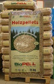 1 Palette BioPELL Holzpellets 6