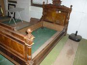 Jugendstil Schlafzimmer Spiegel Komode Nachtkästchen