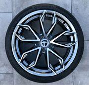 4 Kompletträder Felgen Tomason Reifen