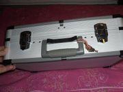 Werzeugkoffer Aluminium inkl Werkzeug 2