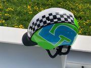 Fahrradhelm für kleine Racer