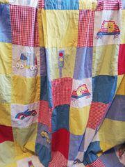 Patchwork Vorhang