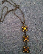 Schmuck wunderschöne Halskette aus dem