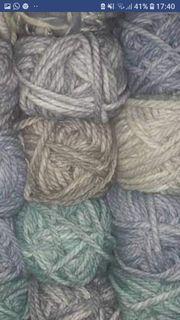 Wolle ab 6 -EUR versand