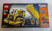 LEGO Technic 8264 Knickgelenk-Laster Tieflader