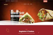 Homepage Webseiten für Döner Grill