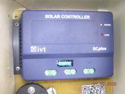 Solarladeregler für Li Akku