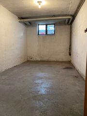 Kellerraum Lager in kleinem Mehrfamilienhaus