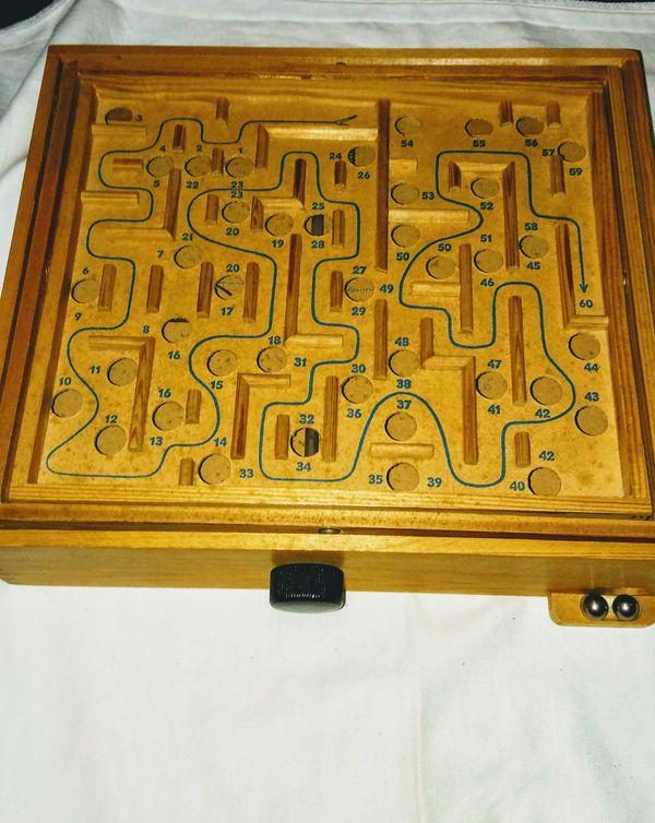 Labyrinth-Geschicklichkeitsspiel Original Brio