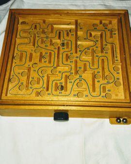 Labyrinth-Geschicklichkeitsspiel, Original Brio