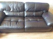 Nappaleder Sofa 3 Sitzer und