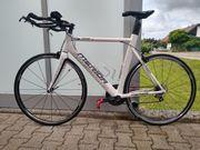 Merida WARP5 Triathlon-Fahrrad zu verkaufen