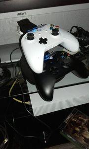 Xbox One S Controller schwarz