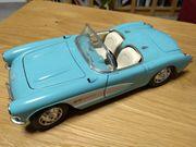 Bburago Modellauto Chevrolet Corvette C1