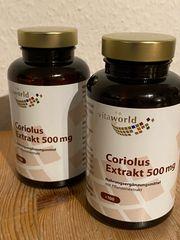 Vitalpilze Coriolus Extrakt 500 mg