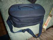 Picknick-Umhängetasche NEU 2 x Besteck