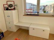 Ikea Stuva Schrank mit Följa