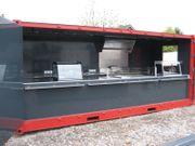 ms-maier Container Imbissanhänger Verkaufsanhänger Food-Truck