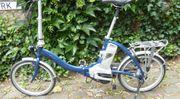 E-Bike Flyer Faltrad